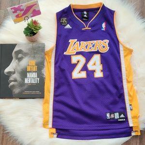Lakers Kobe #24 Jersey L Youth M Women's